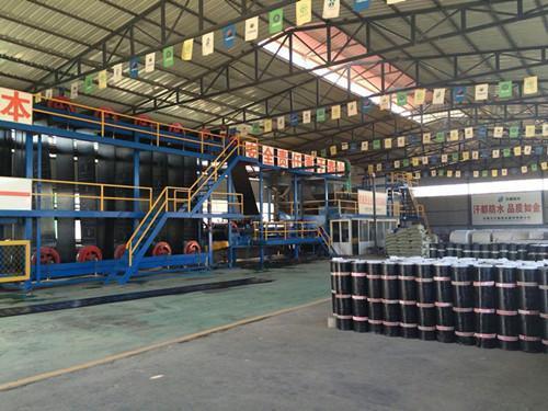 SBSyabo亚博主页|娱乐网页版车间—内蒙古防水涂料生产